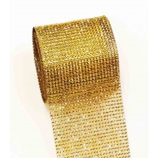 "4.5"" x 10 Yds Amazing Wrapzz - Gold"