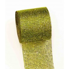 "4.5"" x 10 yds Amazing Wrapzz - Apple Green"