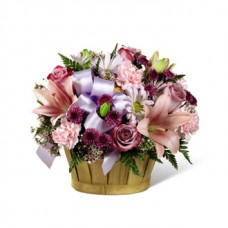 The FTD Little Miss Pink Bouquet