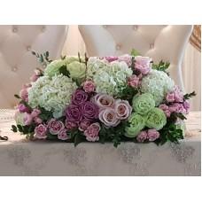 Wedding Head Table Centerpiece