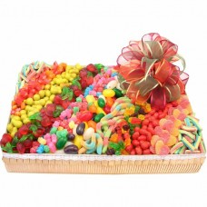 Candy Gift Basket Idea