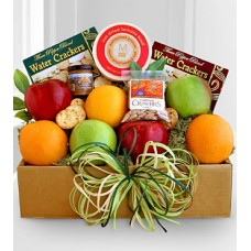 FTD Fruit and Cheese Box