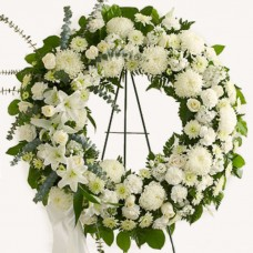 Funeral Tributes - Whites Wreath
