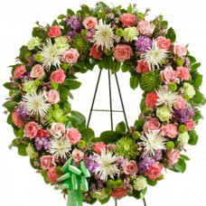Express your sympathy - Greens Funeral Wreath