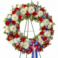 Express Your Condolences - Funeral Wreath