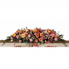 """Sympathy Memorial"" Flower Spray"