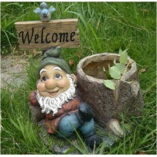 Gnome Welcome To My Garden