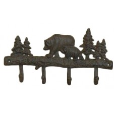 Cast Iron Bear Hooks