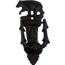 Cast Iron Bear Door Knocker