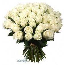 3 Dozen - 36 Stem White Rose Bouquet