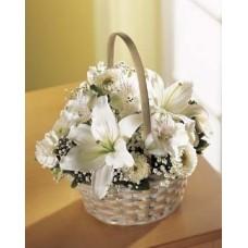 Divinity Flower Basket