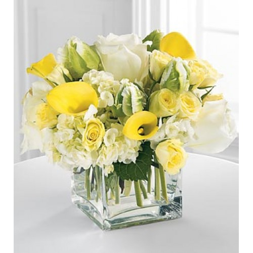 Best Wishes Bouquet with FREE Vase
