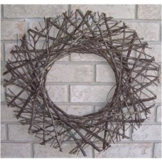 Round Twig Wreath/Trellis
