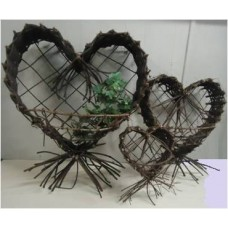 Large Wall Hanging Heart