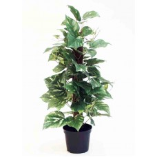 18'' Potted Pothos Plant - Artificial