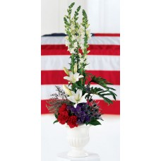 American Arrangement By Canadian Florist