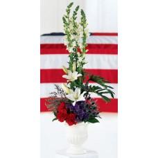 American Arrangement By Canadian Florist