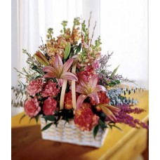 Always remembered - Fresh Breeze Bouquet