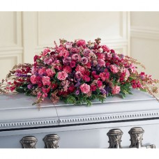 Affection Funeral Casket Spray