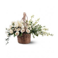 Basket of Light - Tribute Flowers