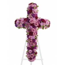 Holy Cross Funeral Flowers