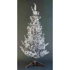 "30"" Glittered Pencil Tree - Artifical"