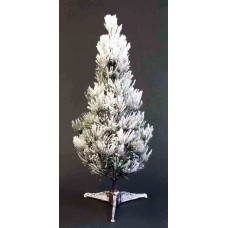 "23"" Snowed Cedar Tree - Artificial"